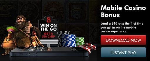 Bovada Casino Mobile