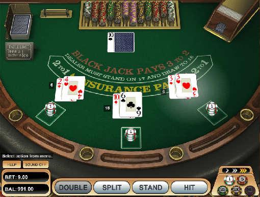 Drake Casino Blackjack